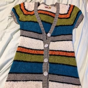 Wool and Mohair sweater size Sm